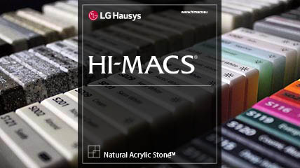 Solid Surface Material HI-MACS®